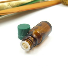 Sticluțe cu picurător și capac verde - craftup.ro