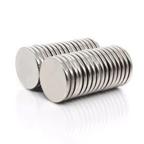 Magnet neodim disc - craftup.ro