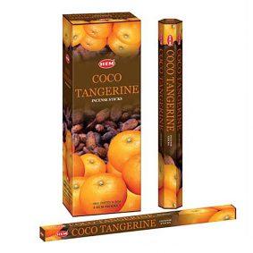 Betisoare parfumate HEM - COCO TANGERINE - craftup.ro
