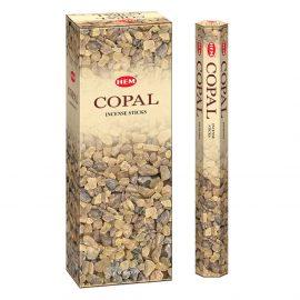 Betisoare parfumate HEM - COPAL - craftup
