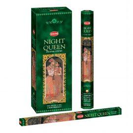 Betisoare parfumate HEM - NIGHT QUEEN - craftup.ro
