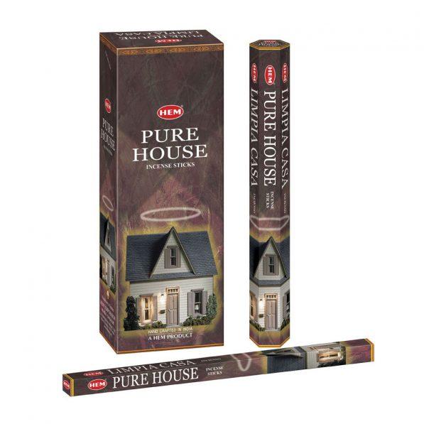 Betisoare parfumate HEM - PURE HOUSE - craftup.ro