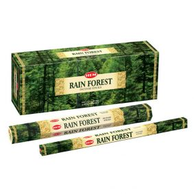 Betisoare parfumate HEM - RAIN FOREST - craftup