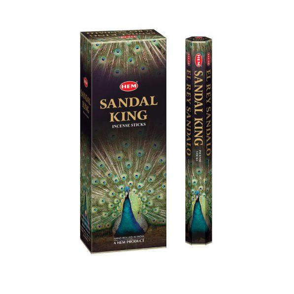 Betisoare parfumate HEM - SANDAL KING - craftup.ro