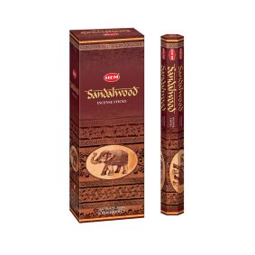 Betisoare parfumate HEM - SANDALWOOD - craftup.ro