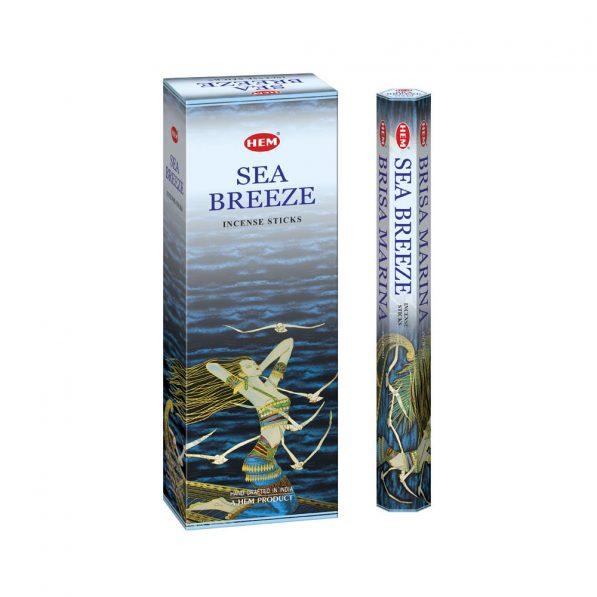 Betisoare parfumate HEM - SEA BREEZE - craftup.ro