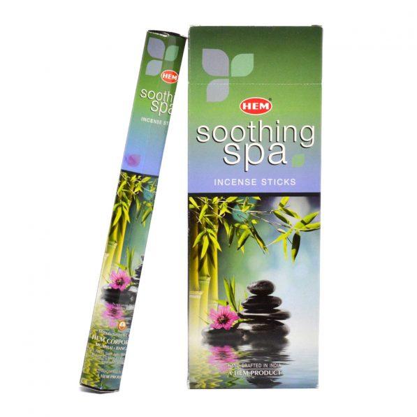 Betisoare parfumate HEM - SOOTHING SPA - craftup.ro