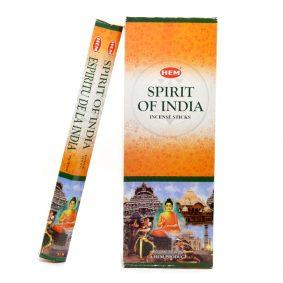 Betisoare parfumate HEM - SPIRIT OF INDIA - craftup.ro
