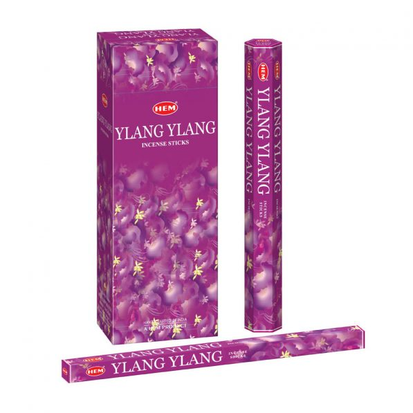 Betisoare parfumate HEM - YLANG YLANG - craftup.ro