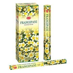 Betisoare parfumate HEM - FRANGIPANI - craftup.ro