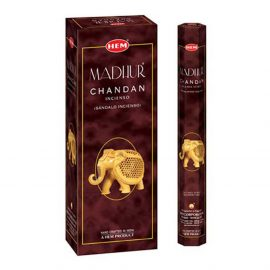 Betisoare parfumate HEM - MADHUR CHANDAN - craftup.ro