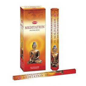 Betisoare parfumate HEM - MEDITATION - craftup.ro