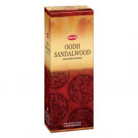 Betisoare parfumate HEM - OODH SANDALWOOD - craftup.ro