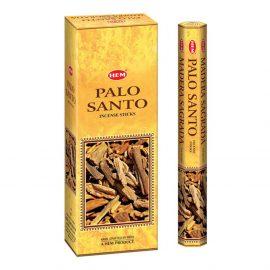 Betisoare parfumate HEM - PALO SANTO - craftup.ro