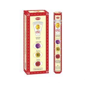 Betisoare parfumate HEM - PRECIOUS 3 IN 1 - craftup.ro