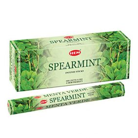 Betisoare parfumate HEM - SPEARMINT - craftup.ro
