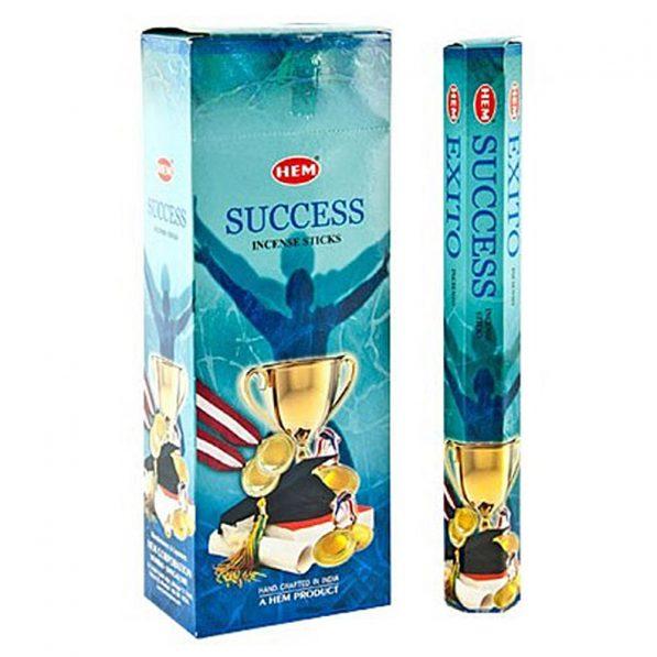 Betisoare parfumate HEM - SUCCESS - craftup.ro