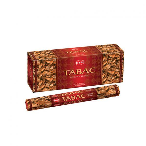 Betisoare parfumate HEM - TABAC - craftup.ro