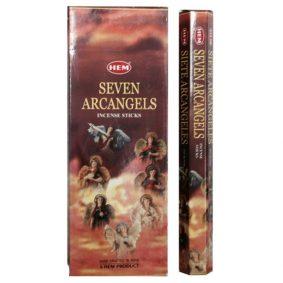Bețișoare parfumate HEM - Seven Arcangels