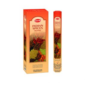 Betisoare parfumate HEM - INDIAN SPICES - craftup.ro