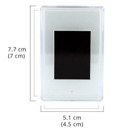 Magnet frigider dreptunghiular (blank) 2 - craftup.ro