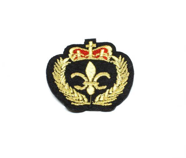 Sticker textil emblema PTW4 craftup.ro