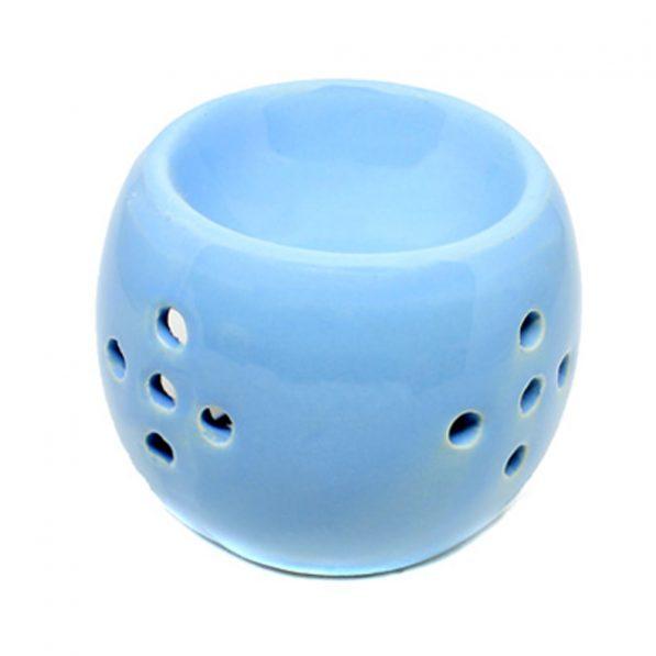 Vas aromaterapie rotund - bleu - craftup.ro