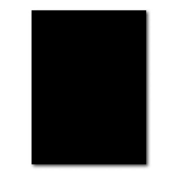 foi gumate catifelate - negru - A4(21X29,7) - craftup.ro