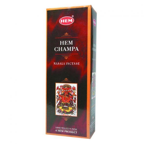 Betisoare parfumate HEM - CHAMPA - craftup.ro