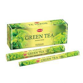 Betisoare parfumate HEM - GREEN TEA - craftup.ro