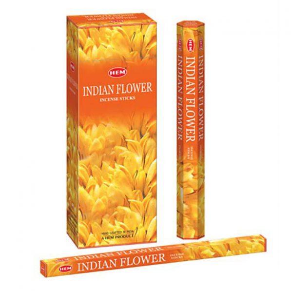 Betisoare parfumate HEM - INDIAN FLOWERS - craftup.ro