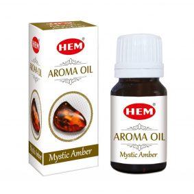 Ulei parfumat HEM - Mystic Amber 1 - craftup.ro