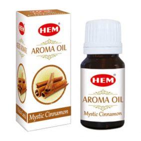 Ulei parfumat HEM - Mystic Cinnamon 1 - craftup.ro