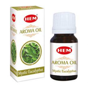 Ulei parfumat HEM - Mystic Eucalyptus 1 - craftup.ro