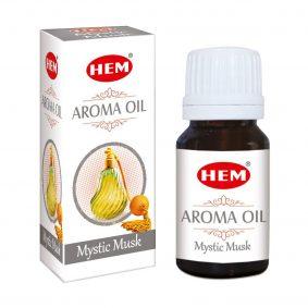 Ulei parfumat HEM - Mystic Musk 1 - craftup.ro