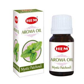 Ulei parfumat HEM - Mystic Patchouli 1 - craftup.ro