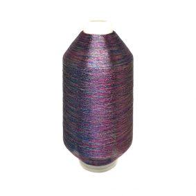 Ață de brodat metalizată - multicolor 2 - craftup.ro