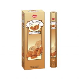 Betisoare parfumate HEM - ALMOND - craftup.ro