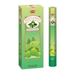 Betisoare parfumate HEM - BERGAMOT - craftup.ro
