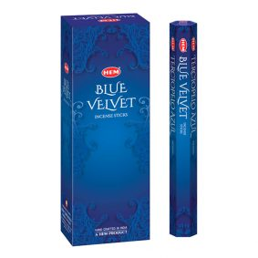 Betisoare parfumate HEM - BLUE VELVET - craftup.ro