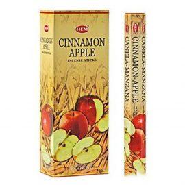 Betisoare parfumate HEM - CINNAMON APPLE - craftup.ro