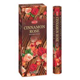 Betisoare parfumate HEM - CINNAMON ROSE - craftup.ro