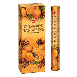 Betisoare parfumate HEM - CINNAMON TANGERINE - craftup.ro