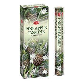 Betisoare parfumate HEM - PINEAPLLE JASMINE - craftup.ro