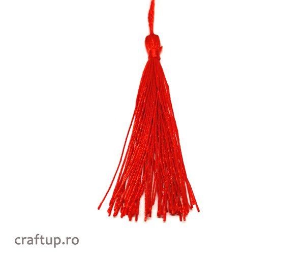 Ciucuri - roșu - craftup.ro