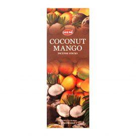 Betisoare parfumate HEM - COCONUT MANGO - craftup.ro
