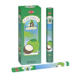 Betisoare parfumate HEM - COCONUT - craftup.ro