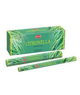 Bețișoare parfumate HEM - Citronella