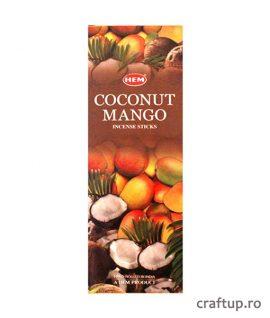 Bețișoare parfumate HEM - Coconut Mango