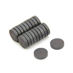 Magnet ferită disc - craftup.ro
